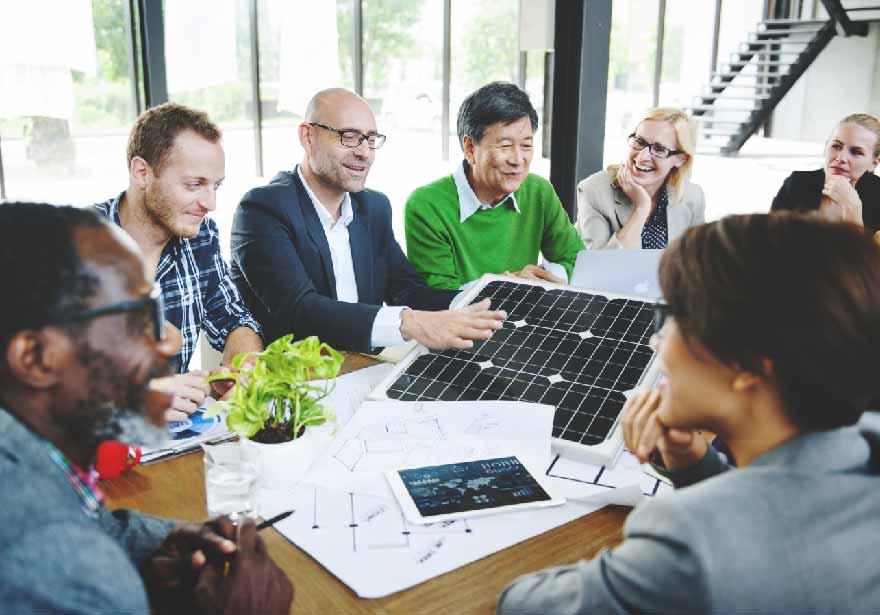 Solar Agile Project Management