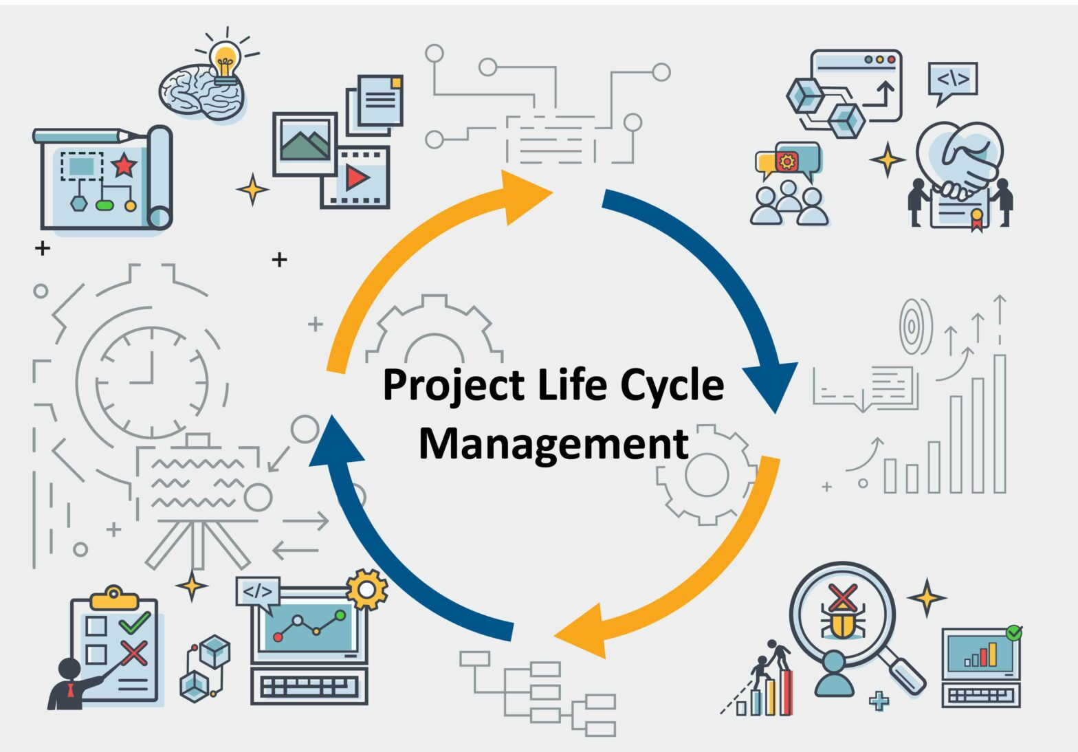Project Life Cycle Management